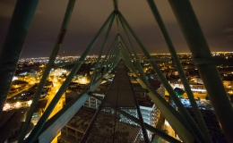 Ballsbridge Tower Crane, Dublin – November 2014